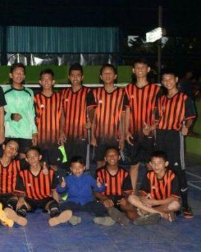 Tim B Futsal Smagrisa Menang Tipis 3-2 atas SMK Telkom