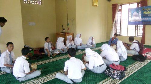 Persiapan Mulid Nabi Muhammad SAW