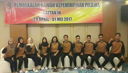Ketua OSIS SMA PGRI 1 Banjarbaru Wakili Kal-Sel