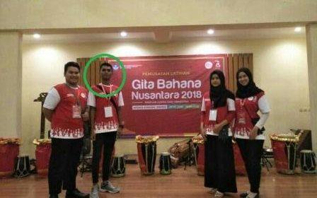 Membanggakan Siswa SMA PGRI 1 Banjarbaru, tampil di Istana Negara