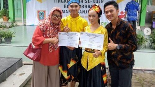 Siswa SMA PGRI 1 Banjarbaru, kembali sabet Juara 1 dalam ajang FLS2N 2019