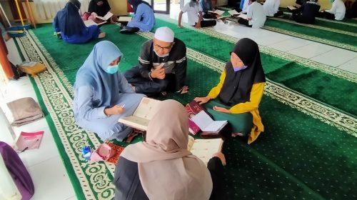 Pesantren Ramadhan 1442 SMA PGRI 1 Banjarbaru